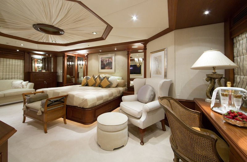 Mosaique yacht - Turquoise Yachts SuperYacht Times