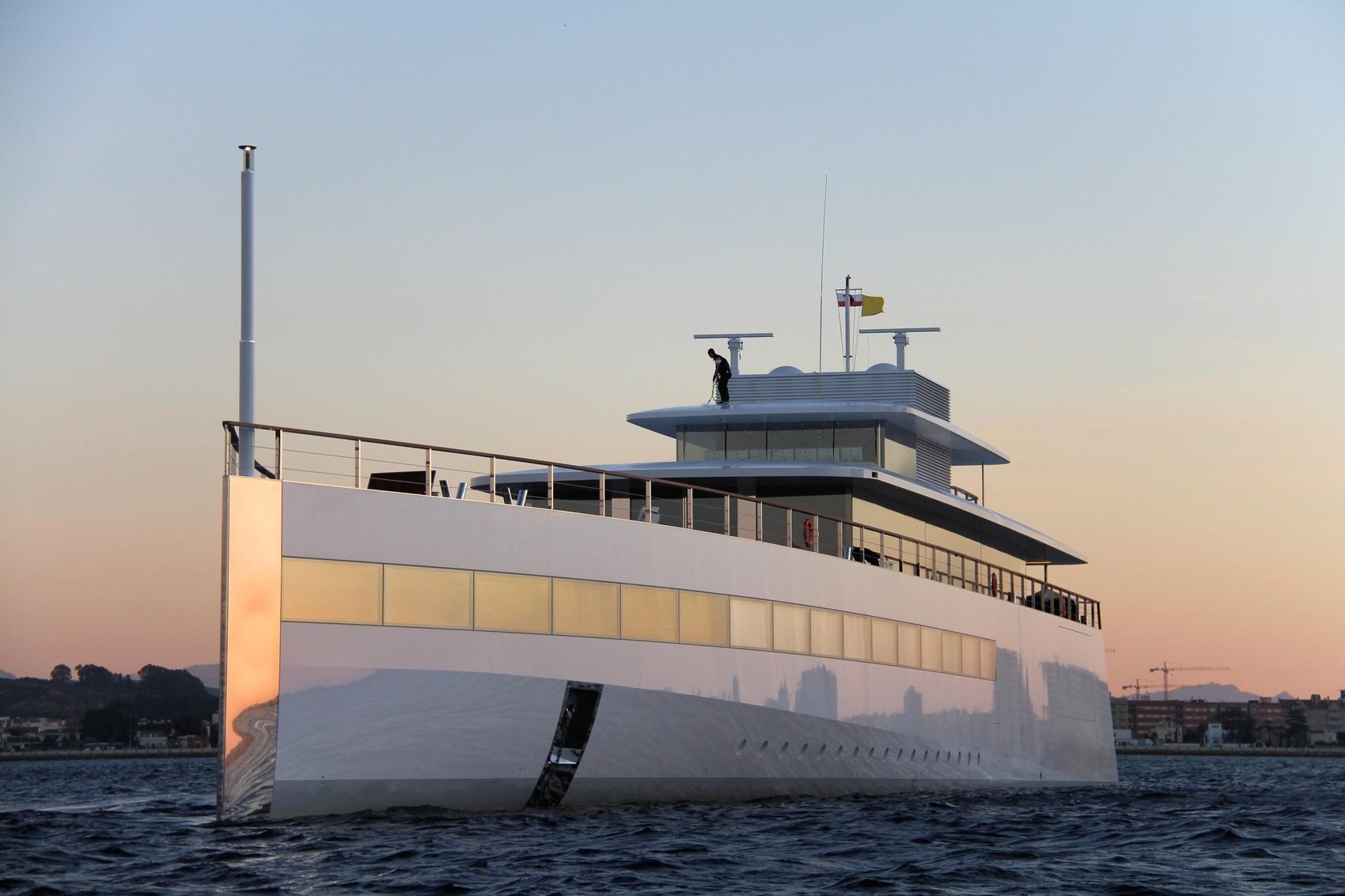 Yacht Design Jobs venus yacht - feadship | superyacht times