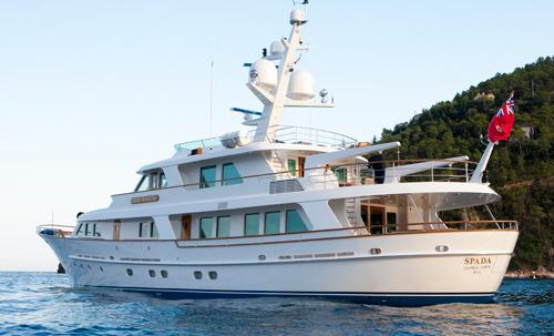 Spada Yacht Hakvoort Shipyard Superyacht Times
