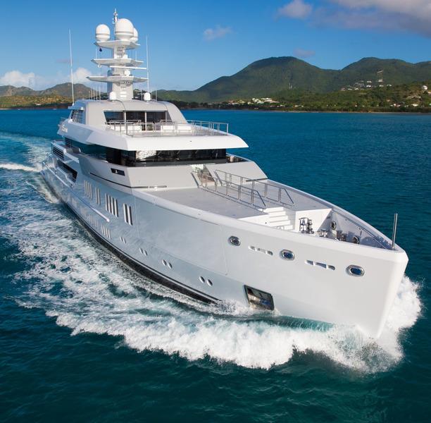 Elysian Yacht L 252 Rssen Yachts Superyacht Times