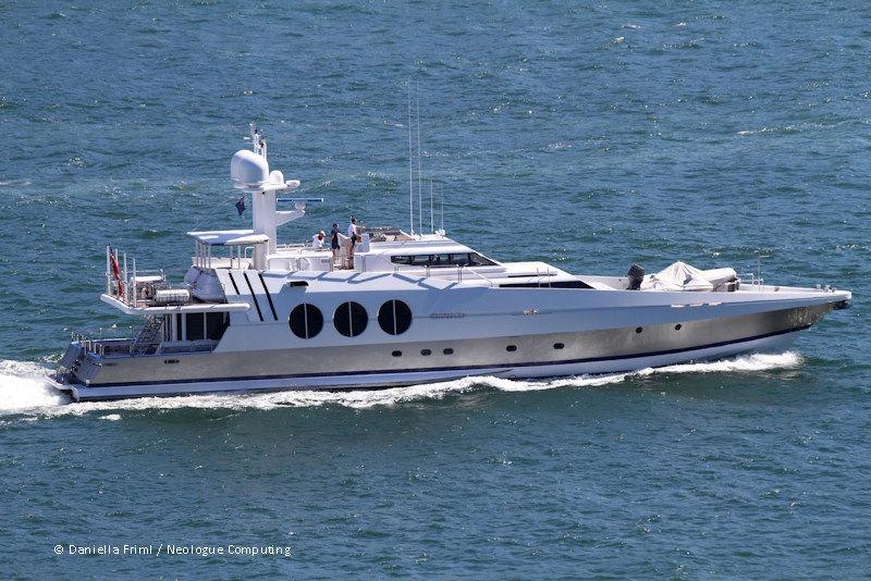 antipodean yacht
