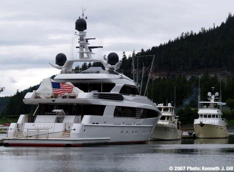 Usher Yacht Delta Marine Superyacht Times