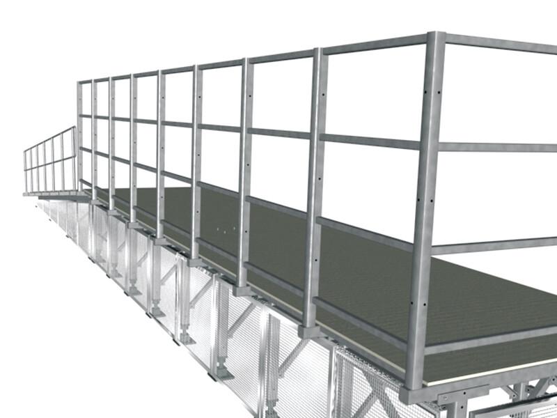 Load safe platform 2