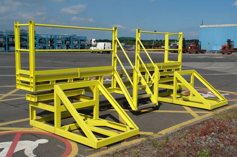 Load safe platform 6