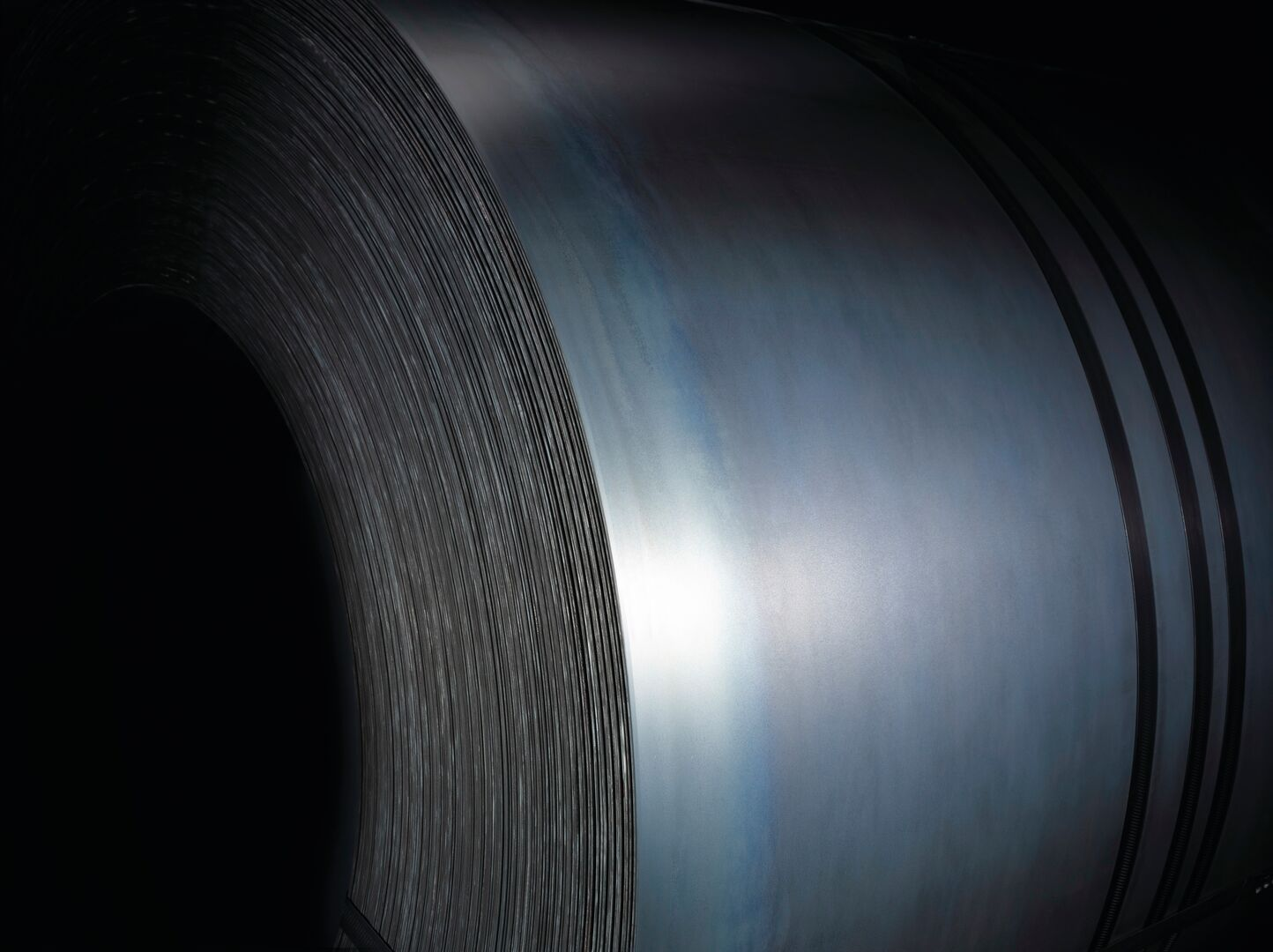 Ymagine direct-rolled steel coil