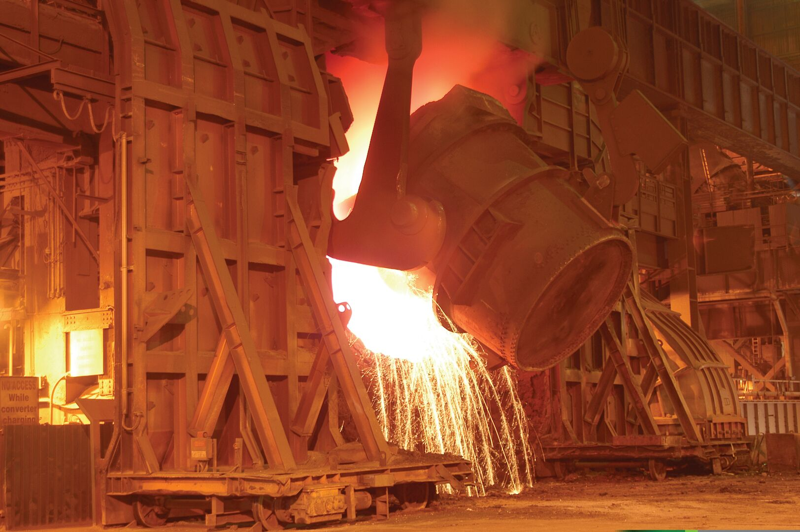 Sustainable steelmaking