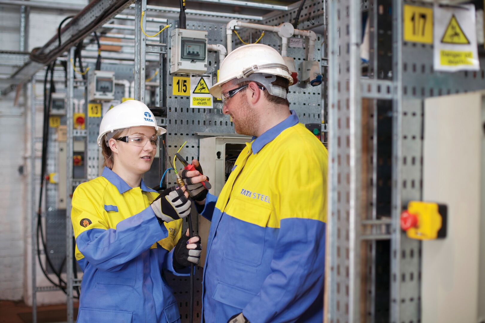 Tata Steel Apprentice UK