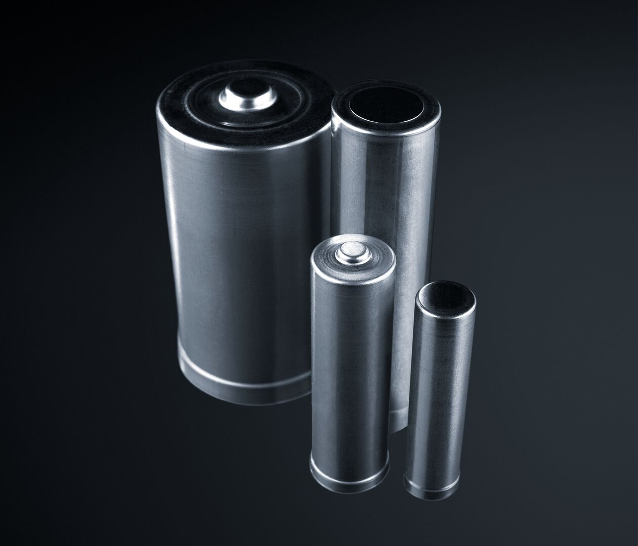 Hilumin battery cans